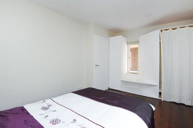 Bedroom View of Shrewsbury Mews W2,