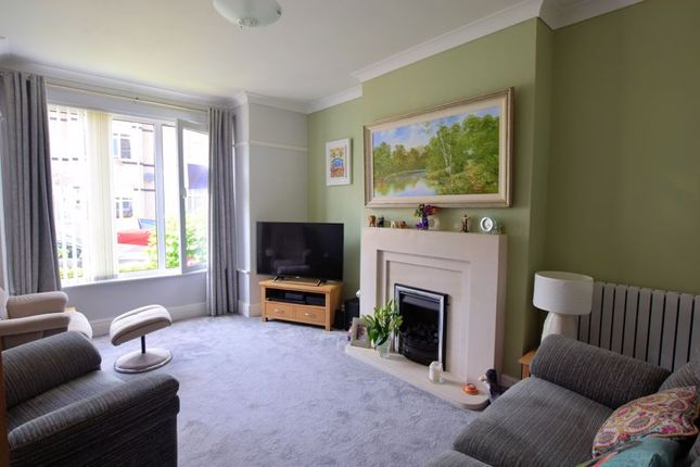 Living Room of Glendower Road, Peverell, Plymouth PL3
