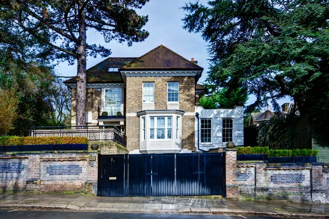Thumbnail Detached house for sale in Redington Road, Hampstead Village
