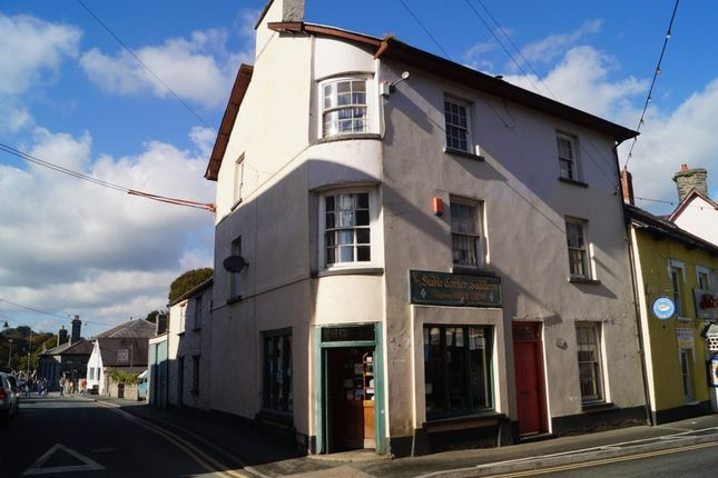 Thumbnail Town house for sale in Market Square, Newcastle Emlyn