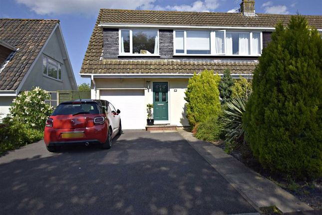 Thumbnail Semi-detached house for sale in Mariners Drive, Backwell, Bristol