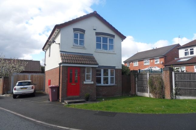 Thumbnail Detached house to rent in Fletcher Avenue, Prescot