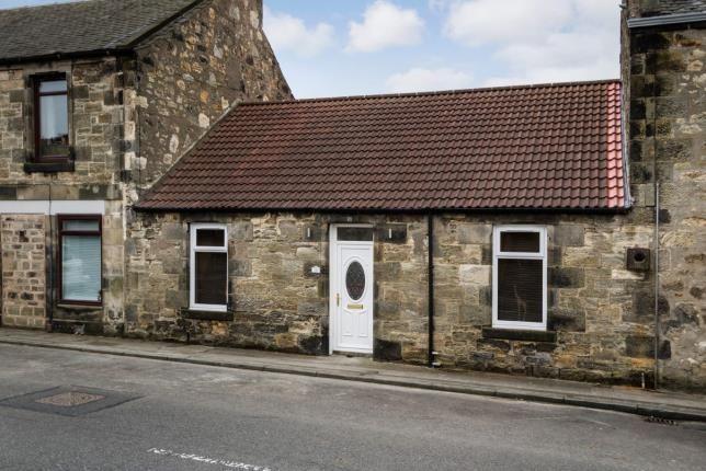 Thumbnail Terraced house for sale in Loughborough Road, Kirkcaldy, Fife, Scotland
