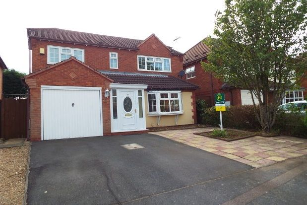 Thumbnail Property to rent in Strachan Close, Mountsorrel