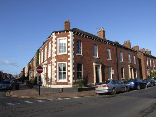 Thumbnail Flat to rent in Hartington Place, Carlisle