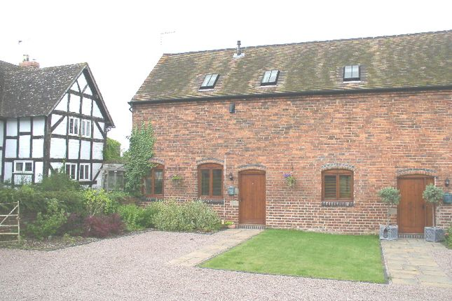 Thumbnail Barn conversion to rent in Pansington Farm Barns, Chadwick Bank, Titton, Worcestershire