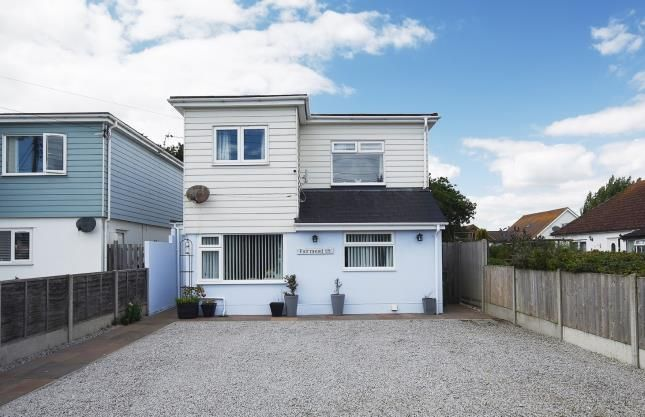 Thumbnail Detached house for sale in Alfred Road, Greatstone, New Romney, Kent