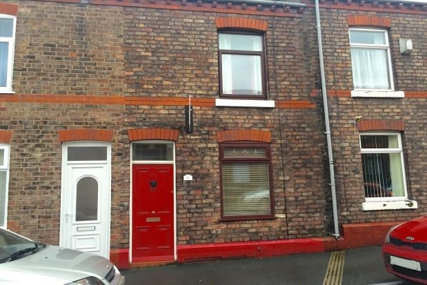 Thumbnail Terraced house to rent in Allerton Road, Widnes
