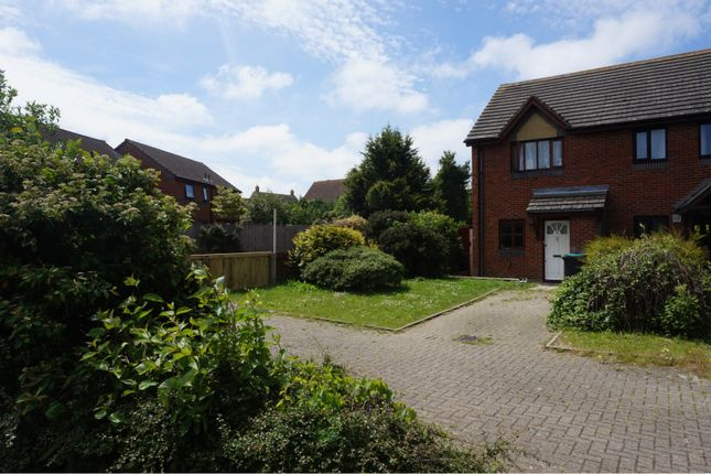 Thumbnail Semi-detached house for sale in Maple Court, Hersden, Canterbury