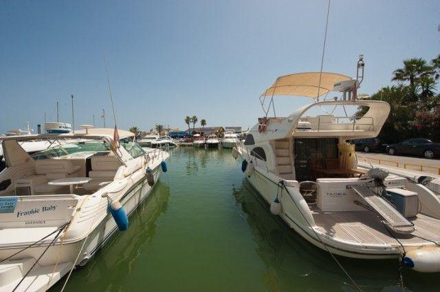 Port Of Cabopino of Spain, Málaga, Marbella, Cabopino