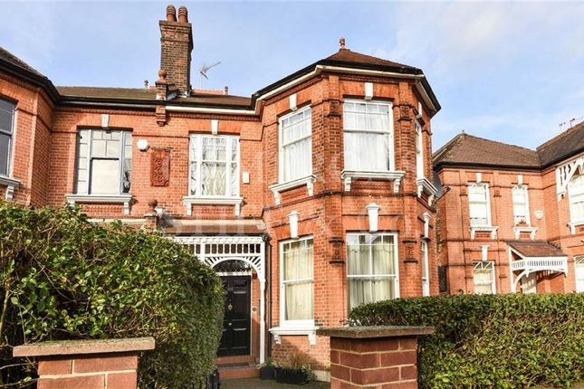 Thumbnail Semi-detached house for sale in Teignmouth Road, Mapesbury Conservation Area, London