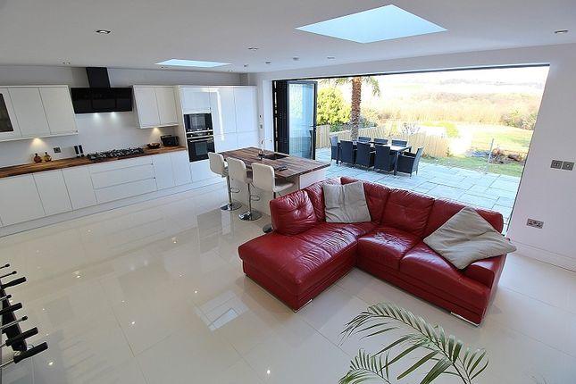 Thumbnail Semi-detached house for sale in Heol Dowlais, Efail Isaf, Pontypridd, Rhondda, Cynon, Taff.