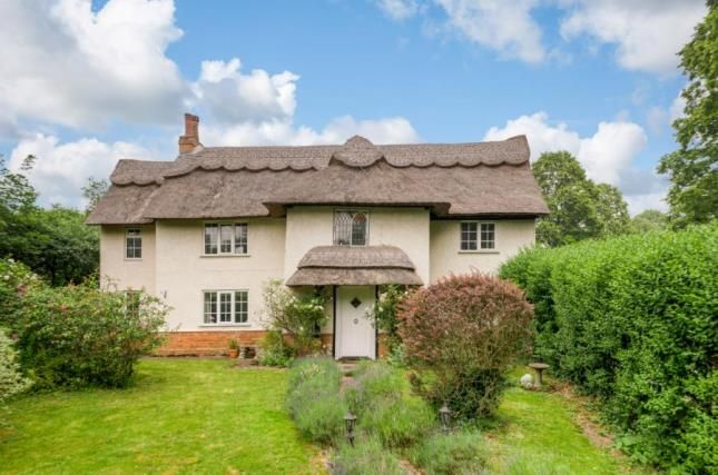 Thumbnail Detached house for sale in Village Road, Bromham, Bedford, Bedfordshire