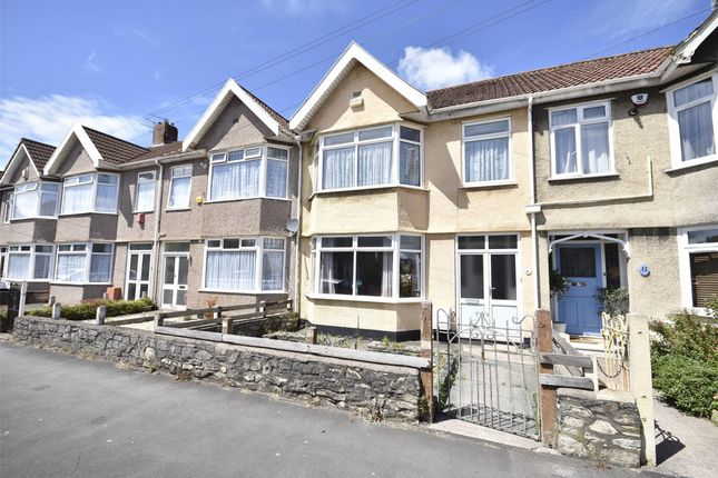 Thumbnail 3 bed terraced house for sale in Hendre Road, Ashton, Bristol