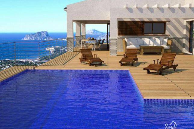 Thumbnail Villa for sale in Benitachell, Alicante, Spain