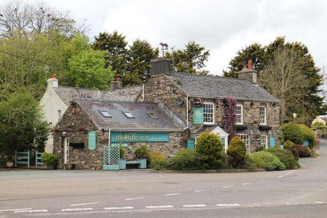 Thumbnail Pub/bar for sale in Wolfscastle, Haverfordwest, Pembrokeshire