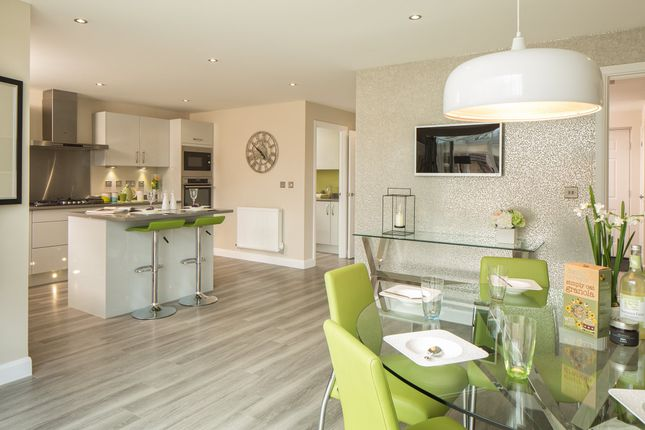 """Thumbnail Detached house for sale in """"Manning"""" at Church Close, Ogmore-By-Sea, Bridgend"""