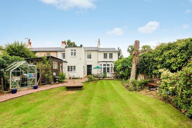Thumbnail Semi-detached house for sale in High Road, Bushey Heath, Herts