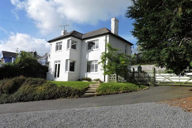 3 bed detached house for sale in Llanwnnen Road, Lampeter
