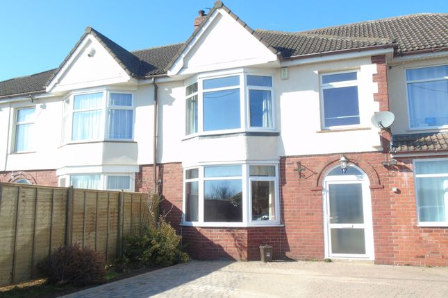 Thumbnail Terraced house to rent in Redhill, Bristol
