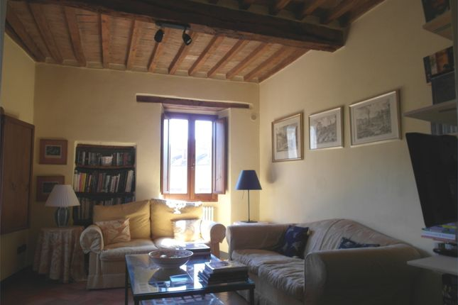 Sitting Room of Monteloro, Anghiari, Arezzo, Tuscany, Italy