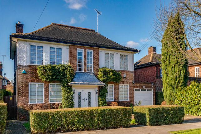 Thumbnail Detached house for sale in Norrice Lea, London