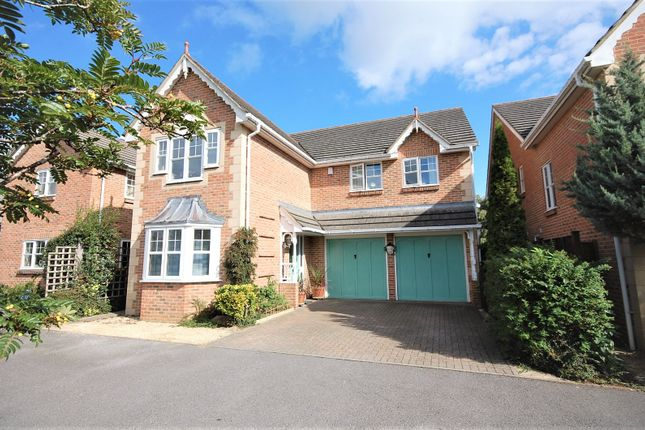 Thumbnail Detached house for sale in Perry Close, Charlton Kings, Cheltenham