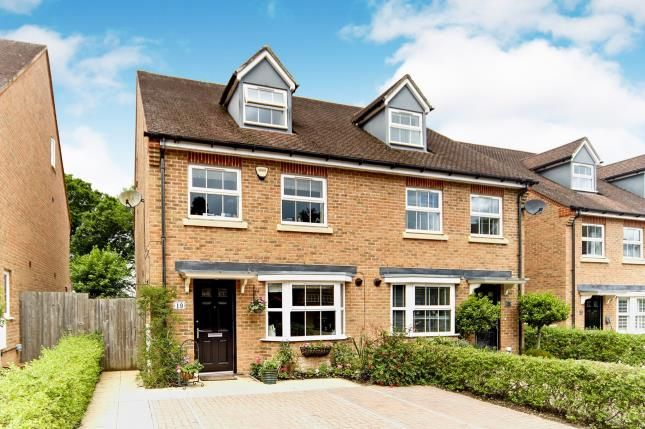 Front of White Hill Close, Caterham, Surrey CR3
