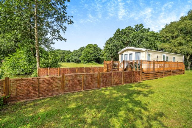 Mobile/park home for sale in Brick Kiln Road, Hevingham, Norwich