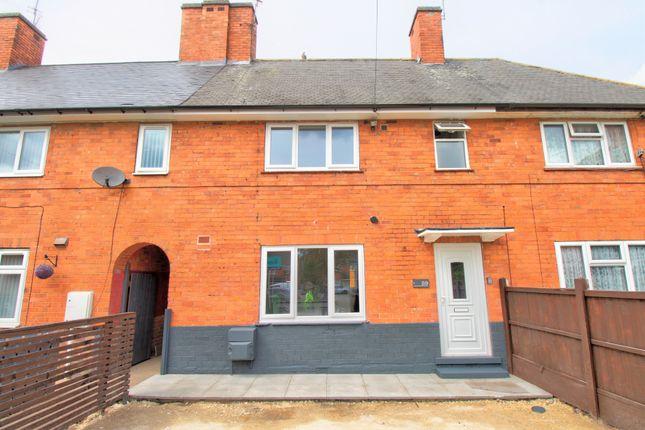 Thumbnail Terraced house for sale in Hempshill Lane, Bulwell, Nottingham
