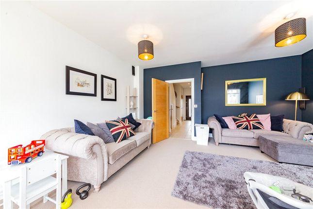 Living Room of Pipistrelle, Fleet, Hampshire GU51