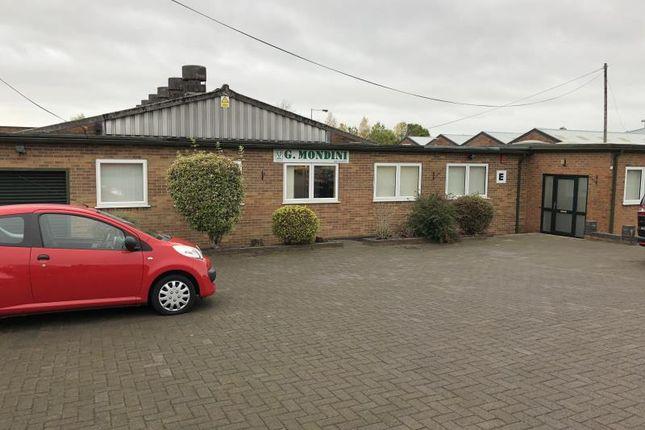 Thumbnail Office to let in Unit E, Whitebridge Estate, Whitebridge Way, Stone
