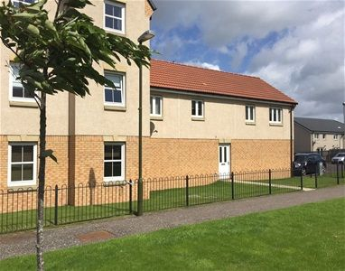 Thumbnail Flat to rent in Russell Place, Bathgate, Bathgate