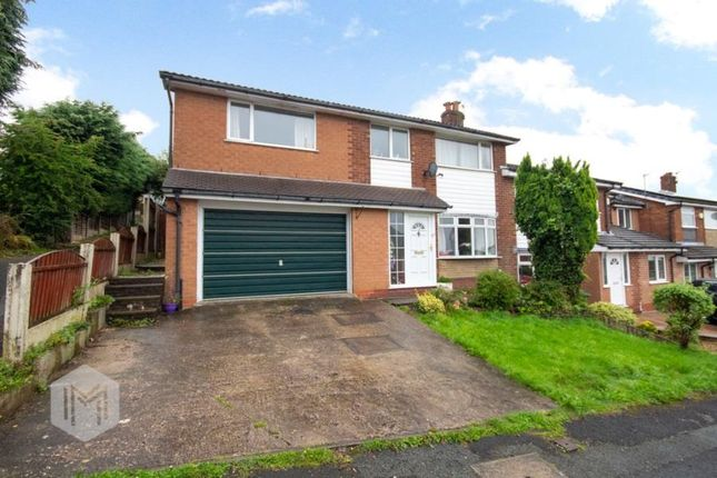 Thumbnail Semi-detached house to rent in Elm Grove, Bromley Cross, Bolton