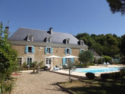 Thumbnail Country house for sale in Thurageau, Vienne, France