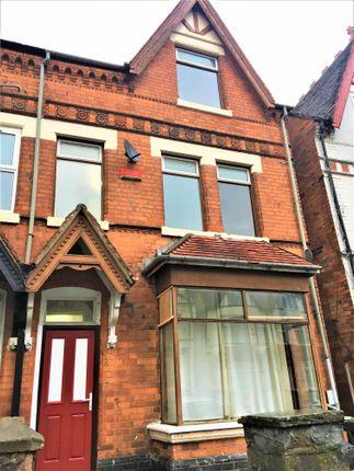 Thumbnail Semi-detached house to rent in Cecil Road, Erdington