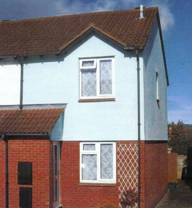 Thumbnail Terraced house to rent in Steel Close, Honiton