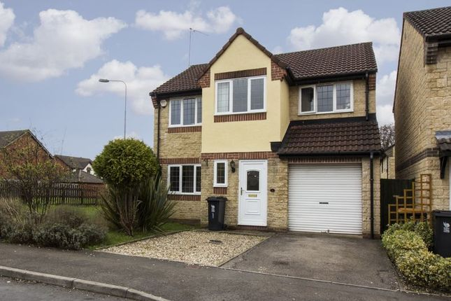 Thumbnail Detached house to rent in Primrose Way, Rogerstone, Newport