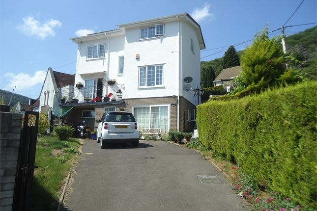 Thumbnail Detached house for sale in Park Street, Cwmcarn, Newport