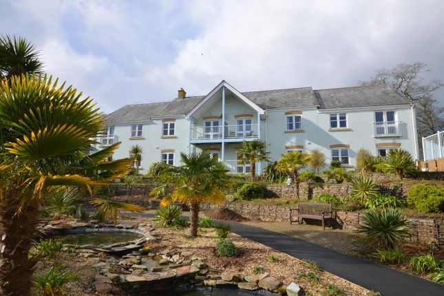 Thumbnail Flat for sale in 2 St. Anthony House, Roseland Parc, Truro, Cornwall