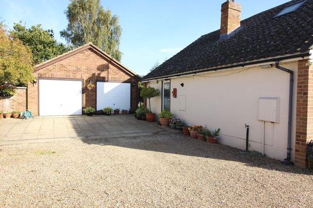 Double Garages of Redricks Lane, Sawbridgeworth CM21