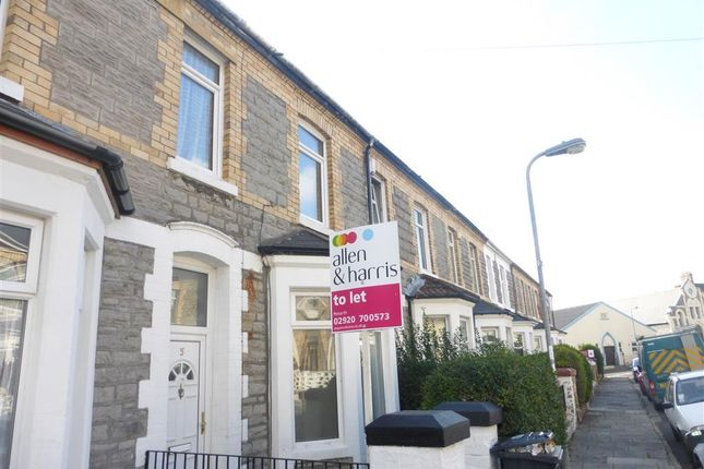 Thumbnail Terraced house to rent in Oban Street, Barry