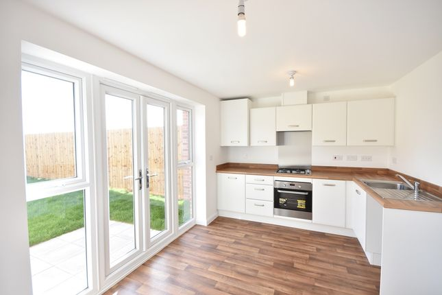 Thumbnail Terraced house to rent in Foxglove Walk, Newcastle Upon Tyne
