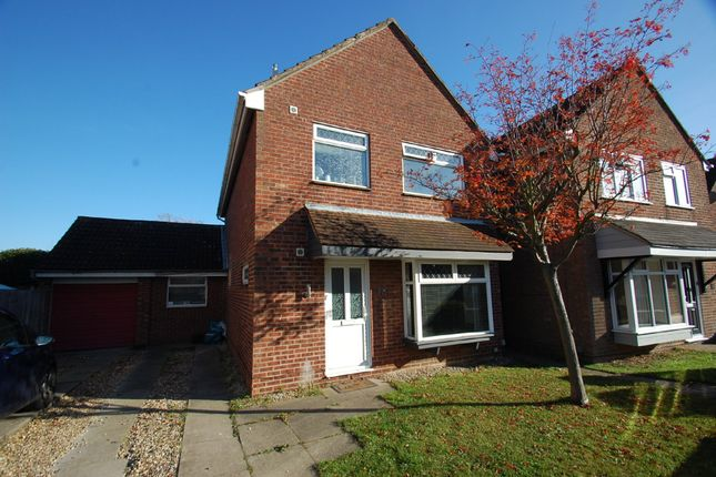 Thumbnail Detached house for sale in Tollgate Drive, Stanway, Colchester