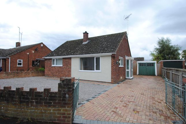 Thumbnail Detached bungalow for sale in Digby Drive, Mitton, Tewkesbury, Gloucester