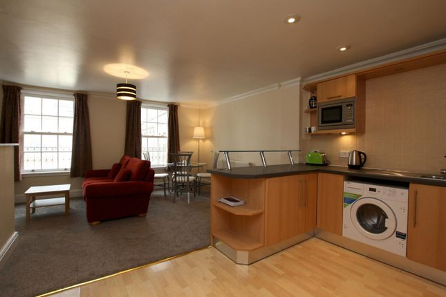 Open Plan Layout of Caerleon House, St. Georges Place, Cheltenham GL50