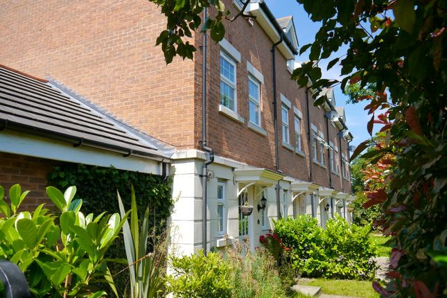 Thumbnail Town house to rent in Smithers Close, Stapeley, Nantwich