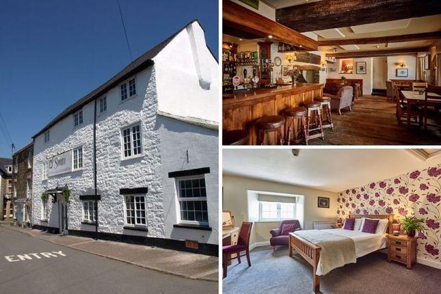 Thumbnail Pub/bar for sale in The Sidings, Station Road, Bampton, Tiverton