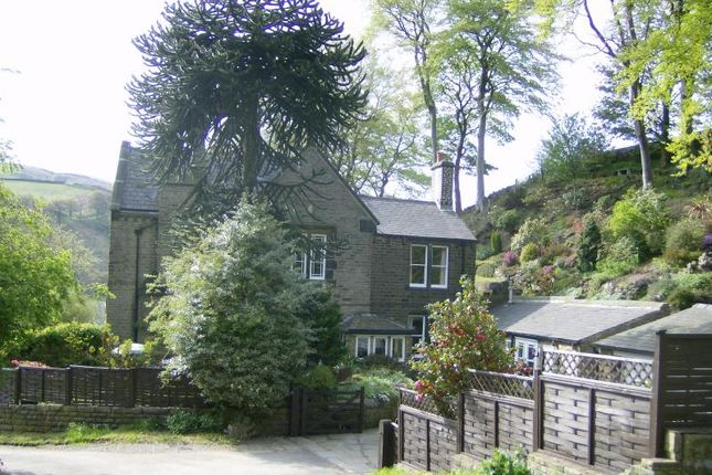 Thumbnail Semi-detached house for sale in Station Parade, Todmorden