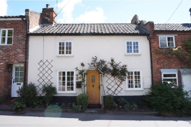 Thumbnail Cottage for sale in Low Street, Hoxne, Eye